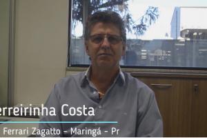 Ferreirinha Costa - CEO da Ferrari Zagatto